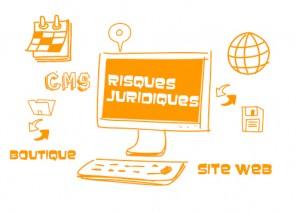 Site et e-boutique, risques juridiques et précautions