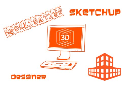 Initiation à SKETCHUP 3D